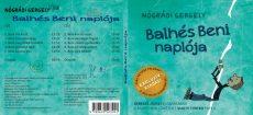 Nógrádi Gergely: Balhés Beni naplója (hangoskönyv)